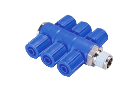 THT(D3) #twotouch #tightennuts #plastictwotouch #air #pneumatic #fitting #connector #connecter #tubeconnecter #pipe #tubeconnector #nipple #hoseconnector