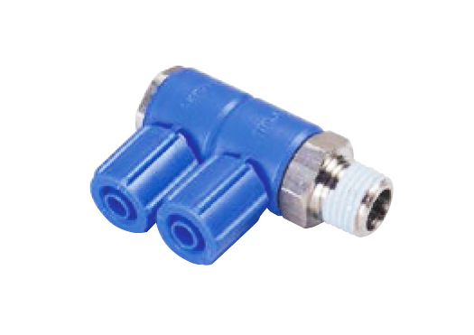 THL(D2) #twotouch #tightennuts #plastictwotouch #air #pneumatic #fitting #connector #connecter #tubeconnecter #pipe #tubeconnector #nipple #hoseconnector