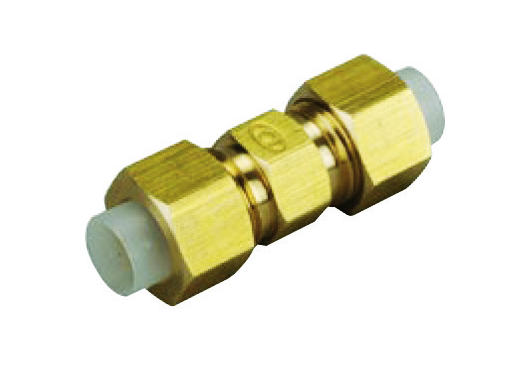 IUC #brasstwotouch #tightennuts #air #pneumatic #fitting #connector #connecter #tubeconnecter #pipe #nipple #tubeconnector #hoseconnector