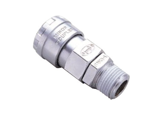 MHM #ZINC #coupler #plug #socket #diecasting #coupling