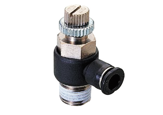 NSE-C #speedcontrol #cylinder #flowcontrol #controlflow #freeflow #needlevalve #in-out #air #one-tocuh #pneumatic #fitting #connector #connecter #tubeconnector #pipe #nipple #tubeconnecter #hoseconnector
